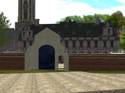 Virtueel Rhenen - Koningshuis